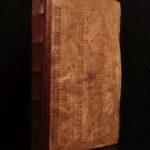 1611 Biblia Sacra Lutheran Osiander BIBLE + Mystic Commentary New Testament