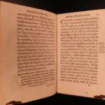 1577 1st ed Astrology Occult Celestial Astronomy Paradoxa Sexuality Mizauld