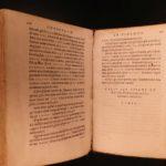 1538 Psalterium Psalms Orthodox Saint Athanasius Vulgate BIBLE & Commentary