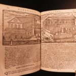 1672 Marvelous Antiquities of ROME Franzini Illustrated Colossus of Rhodes RUINS