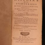 1686 1ed Buccaneers in America Pirates of Caribbean Exquemelin Illustrated