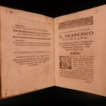 1651 Life of Pope Boniface VIII Philip IV France SCOTTISH Independence Catholic