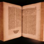 1688 HUGE FOLIO Orthodox Saint Clement of Alexandria Martyrs Pagan Superstition
