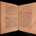 1598 Vatican Martyrology Cardinal Baronio Catholic Church MARTYRS RITES Folio