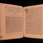 1619 History of FRANCE French & Italian Nobility Diplomacy Medici Orange Tortora