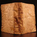 1543 Alardus of Amsterdam Bible Commentary Erasmus Chrysostom Ambrose Gregory