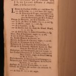 1699 Moscow Russia to CHINA Adam Brand Voyage of Evert Isbrand Tartary French ed