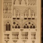 1814 1st ed Cathedral Church of Salisbury Illustrated Church of England Sarum