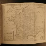 1821 MAPS Atlas 32 Ancient & Modern Geography Color Illustrated Rome Holy Land