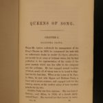 1863 Opera Singers Queens of Song Female Classical Music Prima Donna Portraits