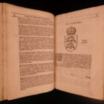 1640 1ed English Heraldry Union of Honour James Yorke Illustrated Coat of Arms
