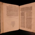 1663 RARE Mariology Virgin Mary Aquila Triumphans Latius Catholic Mysticism