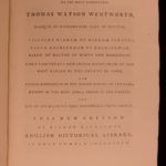 1776 Books & Bibliography English Scottish Irish Libraries LAW Records Nicolson