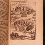 1685 Military Fortification & Engineering FORTS Illustrated WAR Travaux de Mars