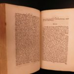 1764 1st ed British Gardener Scottish J. Justice FLOWERS Horticulture Gardens