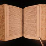 1577 Description of ITALY Leandro Alberti Venice Sicily Architecture Bologna