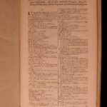 1684 Famed Bible Commentary of English Matthew Poole England Synopsis Criticorum