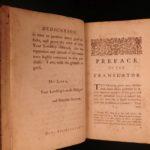 1762 Natural History of Stillingfleet BOTANY Linnaeus Illustrated Plants Flora