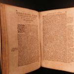 1584 Herodotus Histories Greek Latin Caesar ROME Henri Estienne GREECE Egypt