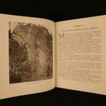 1925 Maxwell Stalking Big Game Camera Hunting AFRICAN Elephants Rhinos Landscape