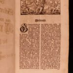 1725 1ed German Augsburg Regiments Langenmantel Germany Illustrated Shields