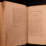 1785 Narrative of Henry Clinton American Revolution Charles Cornwallis Debates