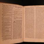 1560 13th-c Criminal LAW Italian Albertus Gandino Torture WITCHES Evil Occult