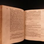 1681 39 Articles Anglican Church of England Rogers Faith Doctrine & Religion