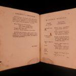 1746 1st ed London Pharmacopeia Medical Dictionary Medicine Drugs Surgery
