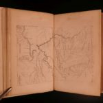 1847 Annals of the West American Revolution INDIANS Frontier Warfare MAPS