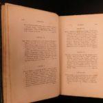 1834 North America Voyages CUBA Indians Salem Witchcraft Henry Tudor SIGNED