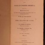 1834 North America Voyages CUBA Indians Salem Witchcraft Henry Tudor SIGNED