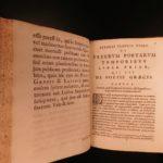1662 Vossius Dutch Theology Symbolism Greek Athanasius & Constantinople