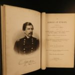 1861 1st/1st Armies of Europe by George McClellan CRIMEAN WAR Military Tactics
