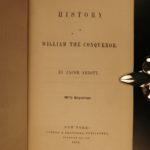 1850 BEAUTIFUL 18v SET Biographies Julius Caesar Nero Alexander Great Cortez