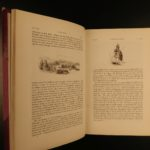 1843 1ed Pictorial History of FRANCE Bussey & Gaspey Illustrated Jules David 2v