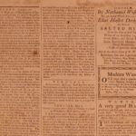 1787 Massachusetts Gazette American Newspaper Constitution East India Prussia
