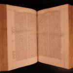 1570 HUGE FOLIO Saint Gregory Nazianzus Constantinople Byzantine Greek Orthodox