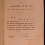 1792 John Hunter Observations on Certain Parts Animal Oeconomy Medicine Surgery