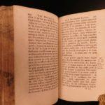 1673 1st ed Miracles of Saint Francis Xavier JESUIT Missionary Catholic Bartoli
