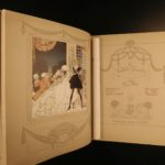 1913 Kay Nielsen In Powder & Crinoline Quiller-Couch Fairy Tales Illustrations