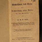 1824 Löhr Bullfighting Pagoda Great Wall CHINA America Agave Mexico Occult Spain