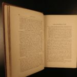 1880 Detectives of Europe & America by McWatters Spies Secret Service Police LAW