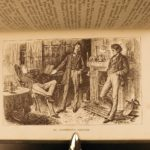 1870 1st ed Charles Dickens Mystery of Edwin Drood Unfinished Novel Illustrated