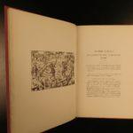 1894 1ed Fencing Through the Ages Eekhoud Sword Fighting Techniques L'Escrime