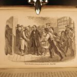 1862 1ed Rise & Decline of Confederacy Secession Civil War Brownlow Sketches