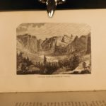 1877 1ed Beyond Sierra Nevada Lake Tahoe California Mining GOLD Yosemite Pacific