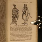 1846 PIRATES & Piracy Barbary States EGYPT Carthage Africa Moors Morocco