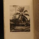 1901 1ed Sierra Leonne Sherbro Hinterland Secret Society Human Sacrifice AFRICA