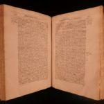 1668 1ed William Laud Cyprianus Anglicus England Canterbury Heylyn Prynne FOLIO